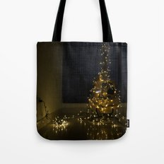 Hear the lights Tote Bag