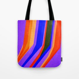 colors decor drawing Tote Bag