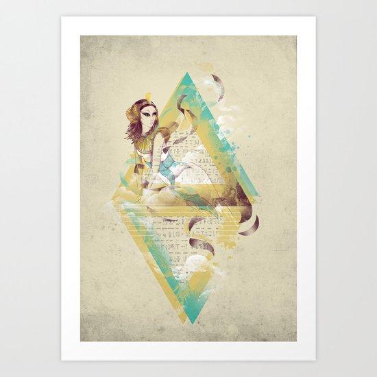 CleoARTra Art Print