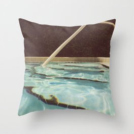 To Summer Throw Pillow