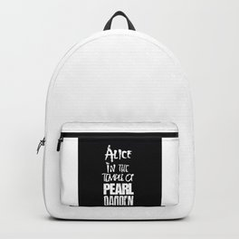 Alice In Chains Backpack
