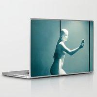 apple Laptop & iPad Skins featuring Apple by Sébastien BOUVIER