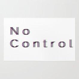 No Control Rug