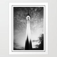 berlin Art Prints featuring berlin. by zenitt