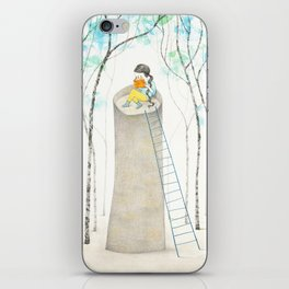 A different Rapunzel iPhone Skin