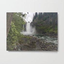 Falls Metal Print