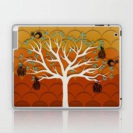 Fruits Talk White Laptop & iPad Skin