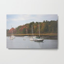 Kennebunkport Maine II Metal Print