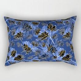 Cosmos Sillouette Rectangular Pillow