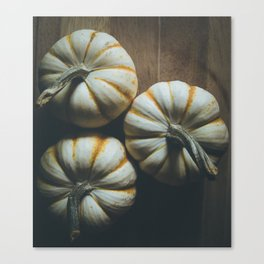Pumpkins 10 Canvas Print