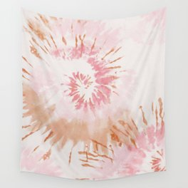 Sunset Tie Dye Wall Tapestry