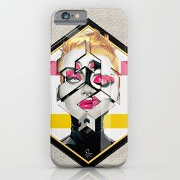 Shape - 2 iPhone Case