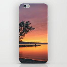 Seneca Lake - No Swimming Allowed iPhone Skin