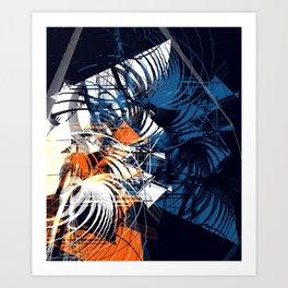 1218 Art Print