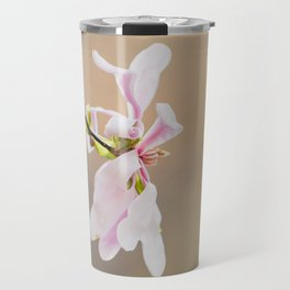 Find your time to bloom Travel Mug