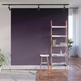 Grayish Purple Ombre Wall Mural