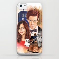 Doctor Who Slim Case iPhone 5c