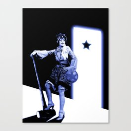 Ramona Flowers - Scott Pilgrim Canvas Print