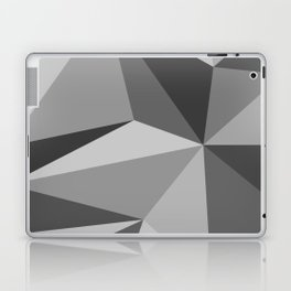 Different shades of Grey Laptop & iPad Skin