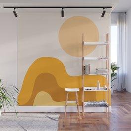 Sun Dunes 02 Wall Mural