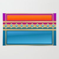decorative Area & Throw Rugs featuring Decorative by elledeegee
