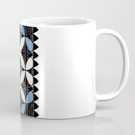 African Cowrie Shells Coffee Mug