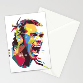 Gareth Bale WPAP 3 Stationery Cards