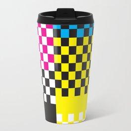 C13 CMY&K Travel Mug
