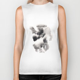 150527 Watercolour Shadows Abstract 7 Biker Tank