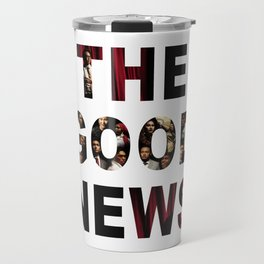 The Good News Title Travel Mug