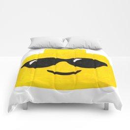 Sunglasses - Emoji Minifigure Painting Comforters
