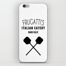FRUGATTI'S CALIF 2 iPhone & iPod Skin