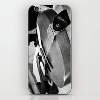 banjo iPhone & iPod Skins featuring Banjo by KimberosePhotography