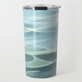 Water abstract H2O # 22 Travel Mug