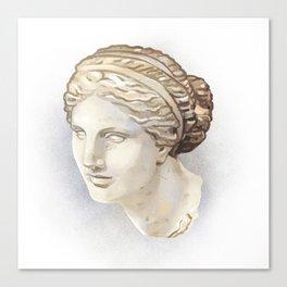 Aphrodite of Cnidus Canvas Print