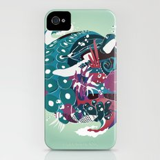 Ocean Slim Case iPhone (4, 4s)
