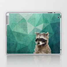 Raccoon Laptop & iPad Skin