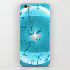 Urixqa iPhone & iPod Skin