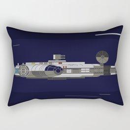 Millenium Falcon Rectangular Pillow