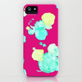Flume iPhone Case