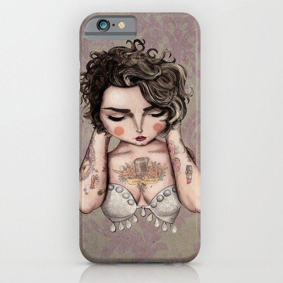 Vinila Von Bismark iPhone & iPod Case