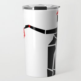 Queen of Hell Travel Mug