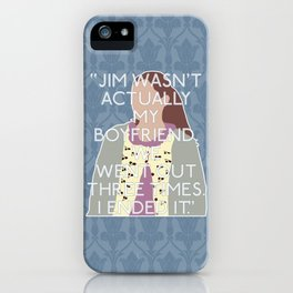 The Reichenbach Fall - Molly Hooper iPhone Case