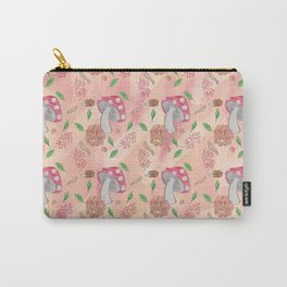 Woodland Pattern Carry-All Pouch