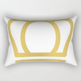 Hamilton Awesome Hat Of King Wow Gold Crown Epic Tee Rectangular Pillow
