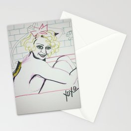 Blonde Joan Stationery Cards