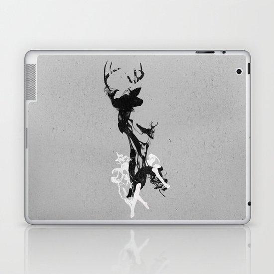 Last time I was a Deer Laptop & iPad Skin