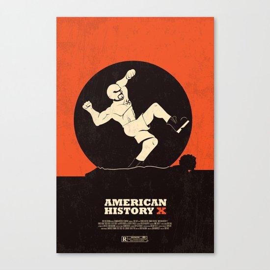 american history x. Canvas Print