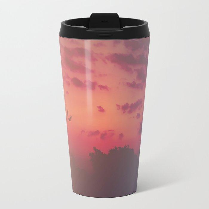 Love Runs Out Travel Mug