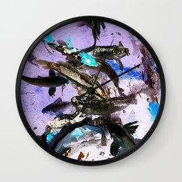 Fish 2 Wall Clock